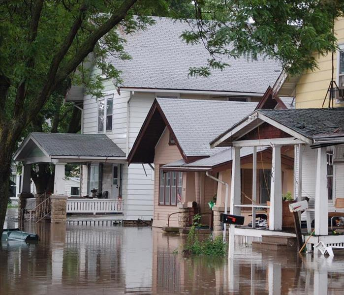 Water Damage Flood Tips