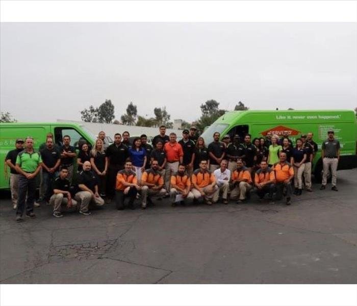 Why SERVPRO Our Team 2019